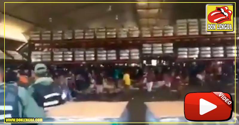 Saquearon la planta de PEPSI de Maracaibo y se llevaron hasta las botellas vacías