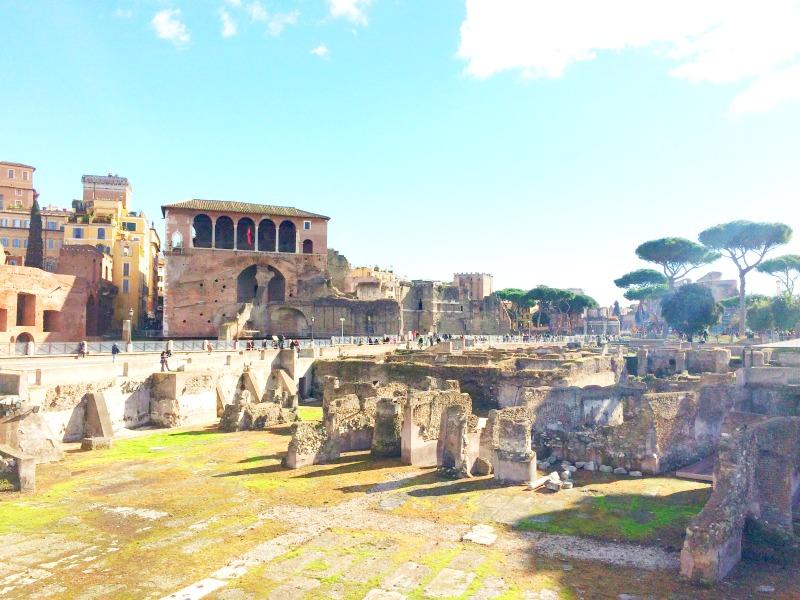 Τουριστικός Οδηγός για τη Ρώμη