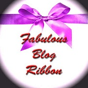 Fabulous Blog Ribbon Award