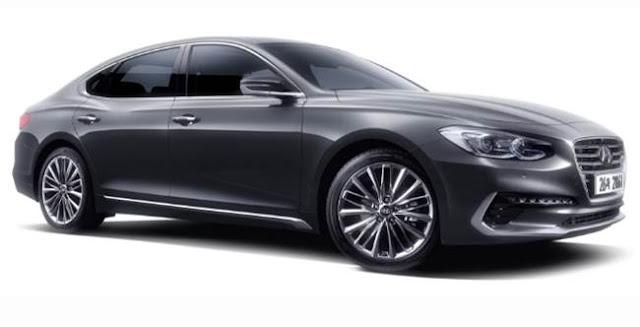 2018 Hyundai Azera Specs, Release Date