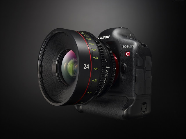 4k Canon Ultra HD Camera