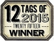 Tim Holtz 12 tags of 2015 Sep. Winner