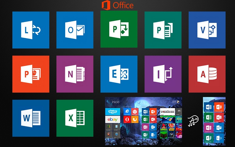 Office 2013 for Windows 8