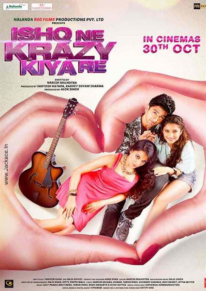 Ishq Ne Krazy Kiya Re (2015) Movie Poster