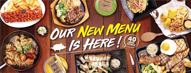 New Menu Launched with 40 new items!