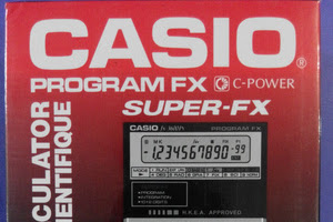 Program kalkulator  casio FX3600 pv