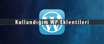 Wordpress Siteniz icin Mutkala Olmasi Gereken Eklentiler