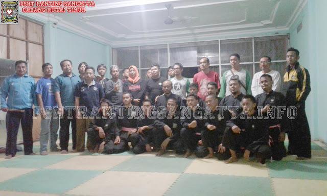 Penyerahan Bonus KejurNas PSHT Universitas Brawijaya
