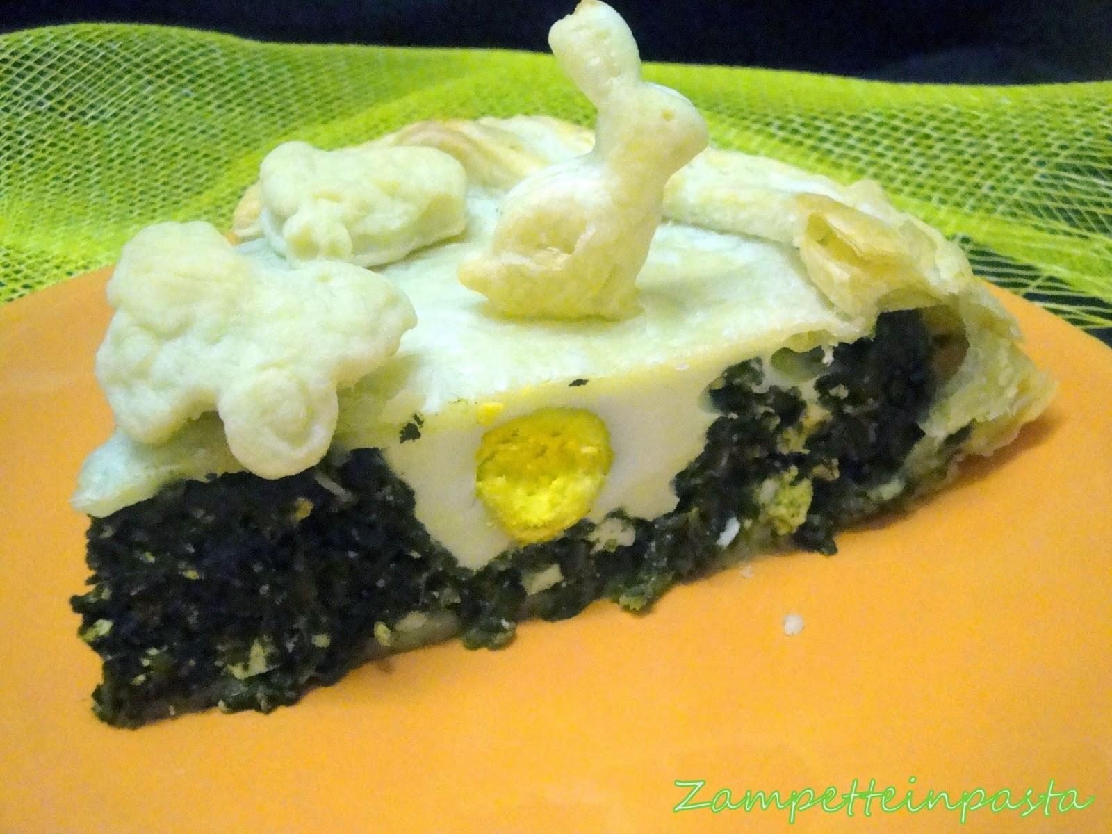 Torta pasqualina - Ricetta di pasqua