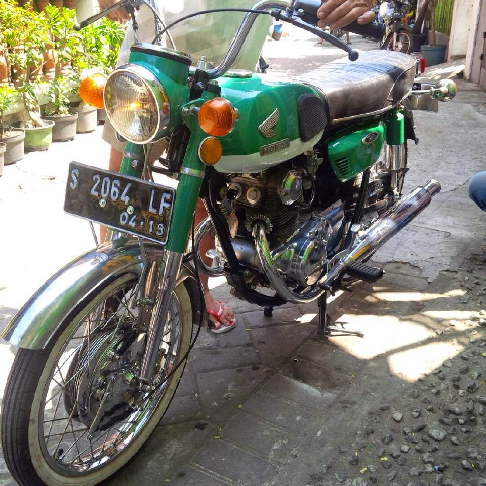 Jual Cb Japstyle Jawa Timur Modifikasi Motor Japstyle