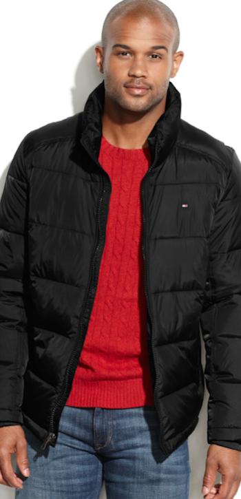 Tommy Hilfiger Puffer Coat