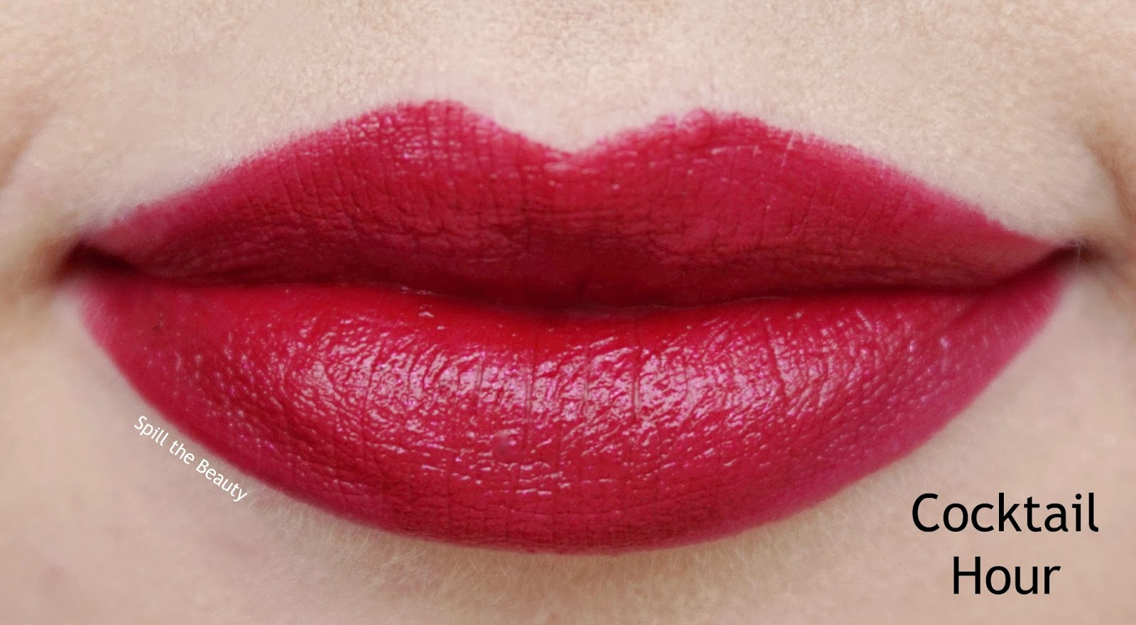 nyx pin up pout lipstick review swatchescocktail hour