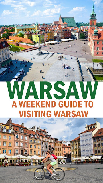 My Weekend In Warsaw | Top Things To do In Warsaw