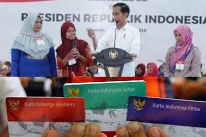 Tiga Kartu Sakti Jokowi 2014 Saja Belum Berjalan Maksimal, Bagaimana Nasib Kartu Sakti yang Baru?