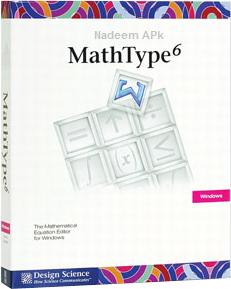 Mathtype 6.9 Free Download Full version