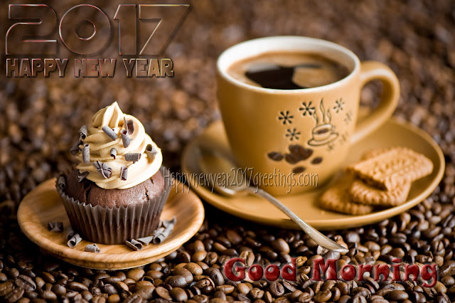 Happy New Year 2017 Good morning Images