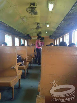 interior gerbong kelas 3