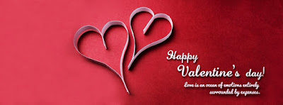 Romantic Happy Valentines Day Cover Photos Facebook