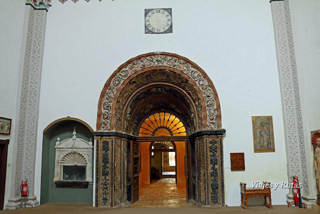Sacristía del Monasterio de Veruela