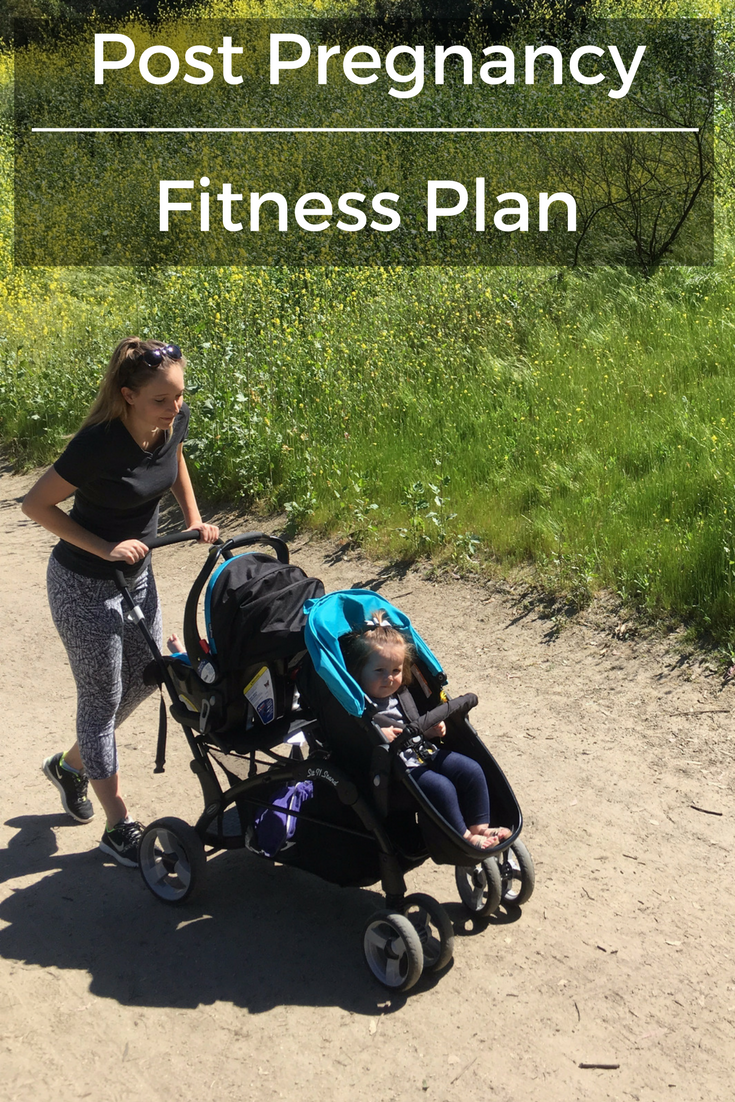 My three step plan to lose the baby weight. This simple guideline is a great framework for starting from level zero after pregnancy. Check out the post and let me know what you think! What are your favorite go-to fitness routines when you are getting out of a slump?
