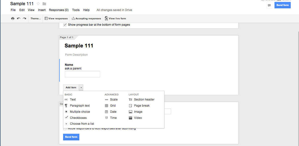 Free Technology for Teachers: How to Insert Videos Into Google Forms