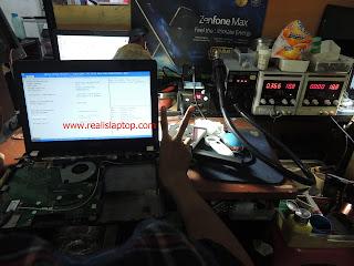 Service Processor Laptop Asus X451M No Display