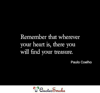 Motivational Quote by Paulo Coelho