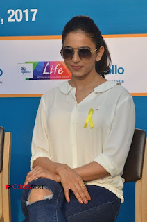 Actress Rakul Preet Singh at Endometriosis Awareness Walk at Apollo Cradle  0086.jpg