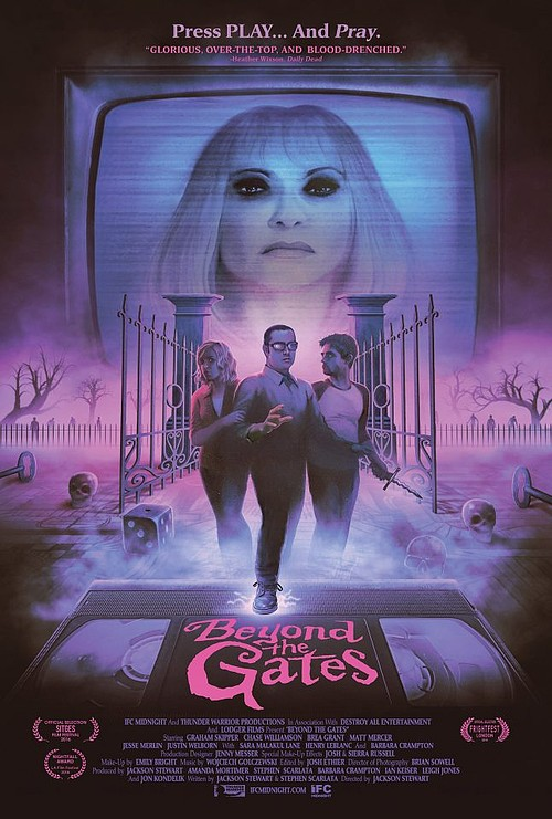 Beyond the Gates Legendado