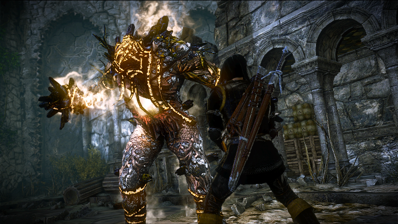 The Witcher 2 ScreenShot 3
