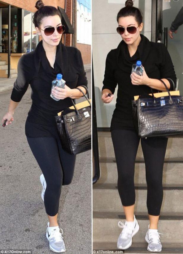 Sneakers Flyknit GameKim Sneaker Nike Trainer Celeb Kardashian Wearing pLSUGqzMV