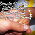 7 Simple Ways to Build Strong Relationships with your Children