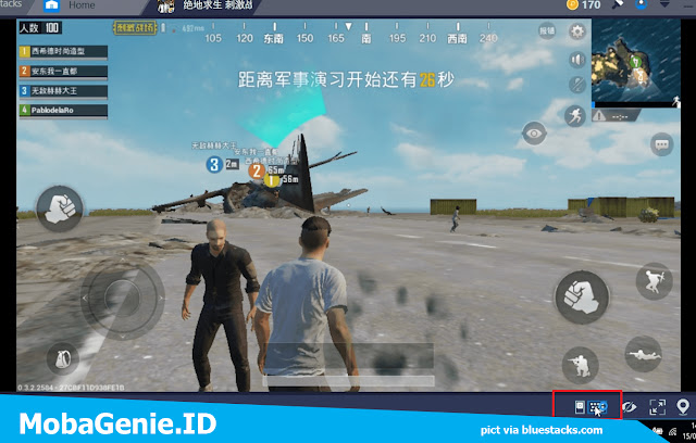Bluestacks , PUBG