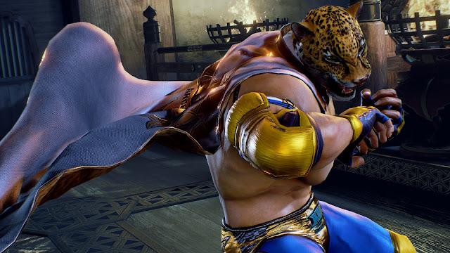 King Tekken 7 Character