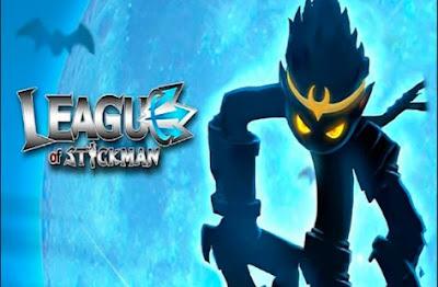 Game League Of Stickman v2.1.1 Mod Apk