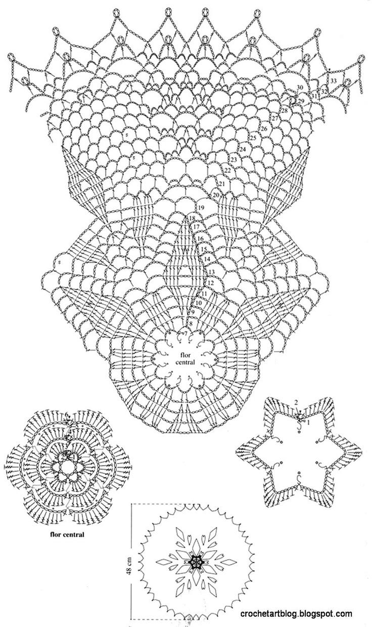 หมอนอิงดอกไม้ดอยลี่ (Flower Crochet Cushion) ~ Kookkik's