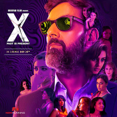 X Past Is Present 2015 Hindi 720p HDRip 750mb