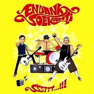 Chord Endank Soekamti - Sssttt