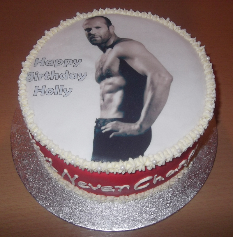 Cakes By Laura May Jason Statham