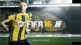 FTS Mod FIFA16 Marco Reus Edition Apk + Data
