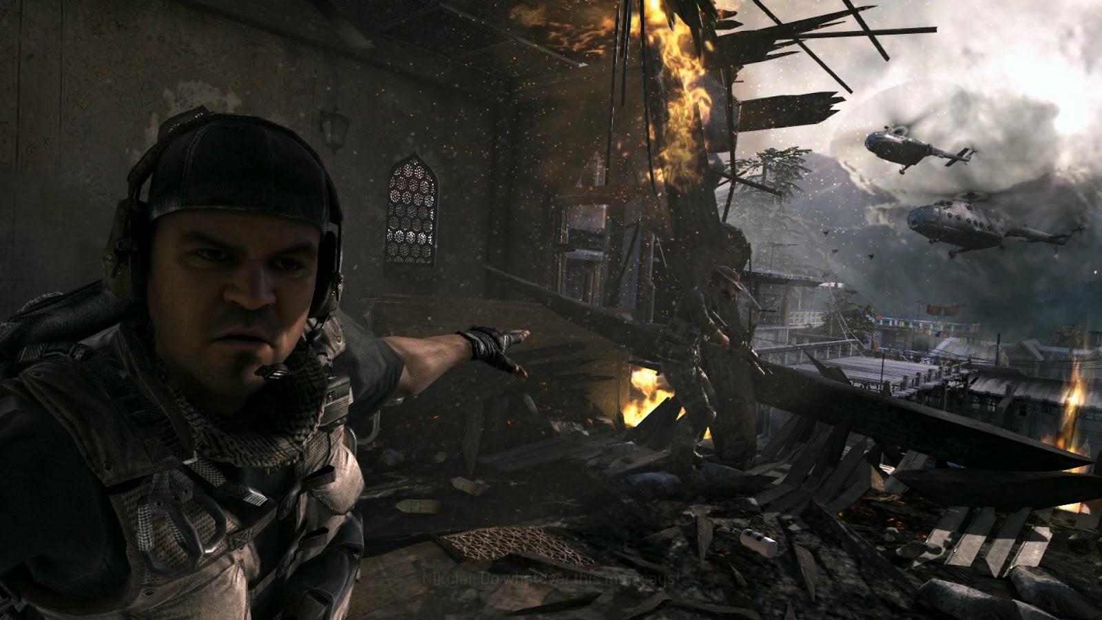 Фильм По Мотивам Игры Call Of Duty Modern Warfare