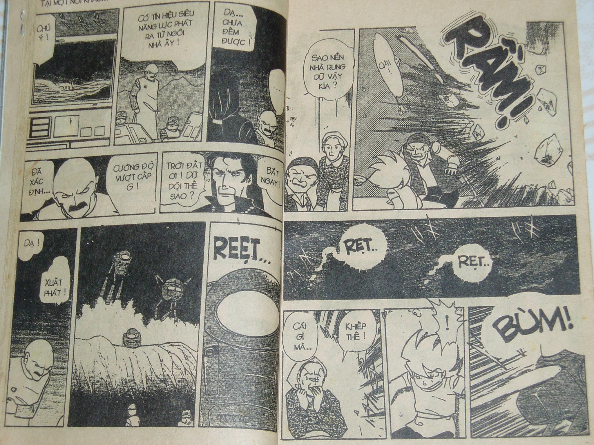 Siêu nhân Locke vol 18 trang 9
