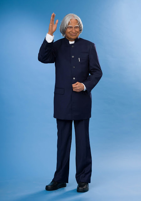 Figure of A.P.J. Abdul Kalam