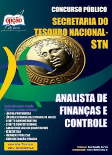 Apostila Analista de Finanças e Controle STN