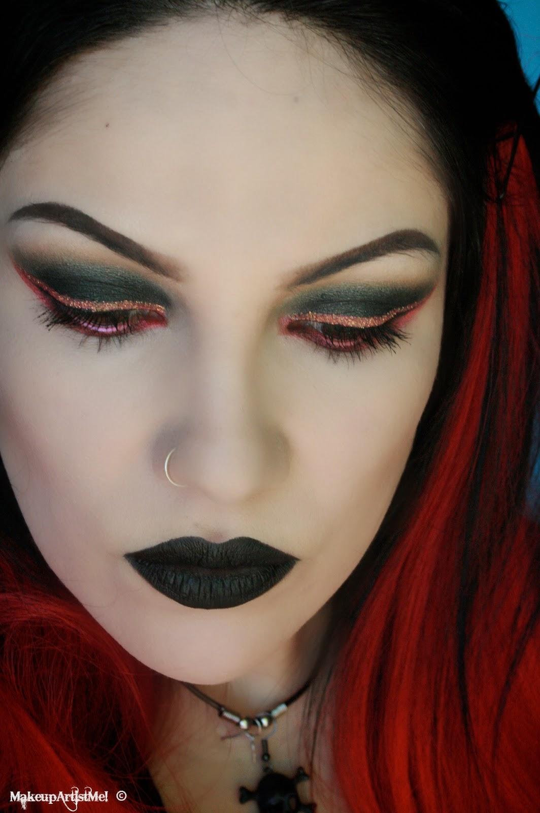 My Goth! Makeup Tutorial