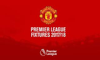 Jadwal Manchester United di Liga Inggris Musim 2017/2018