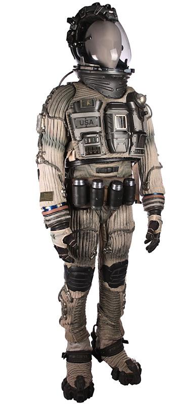 Ben Affleck Armageddon spacesuit