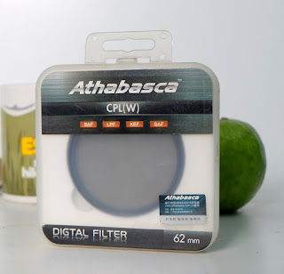 Filter Athabasca 62mm CPL (W)