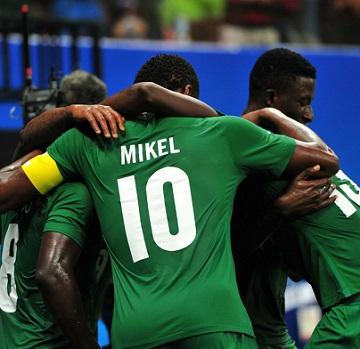 RIO Olympics: Mikel Puts Nigeria Ahead Denmark: Nig. 1 - 0 Denmark (Live Score)