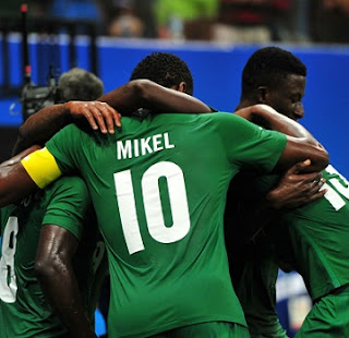 Rio Olympic Football: Nigeria Thrash Sweden, Progresses To Quarter Final